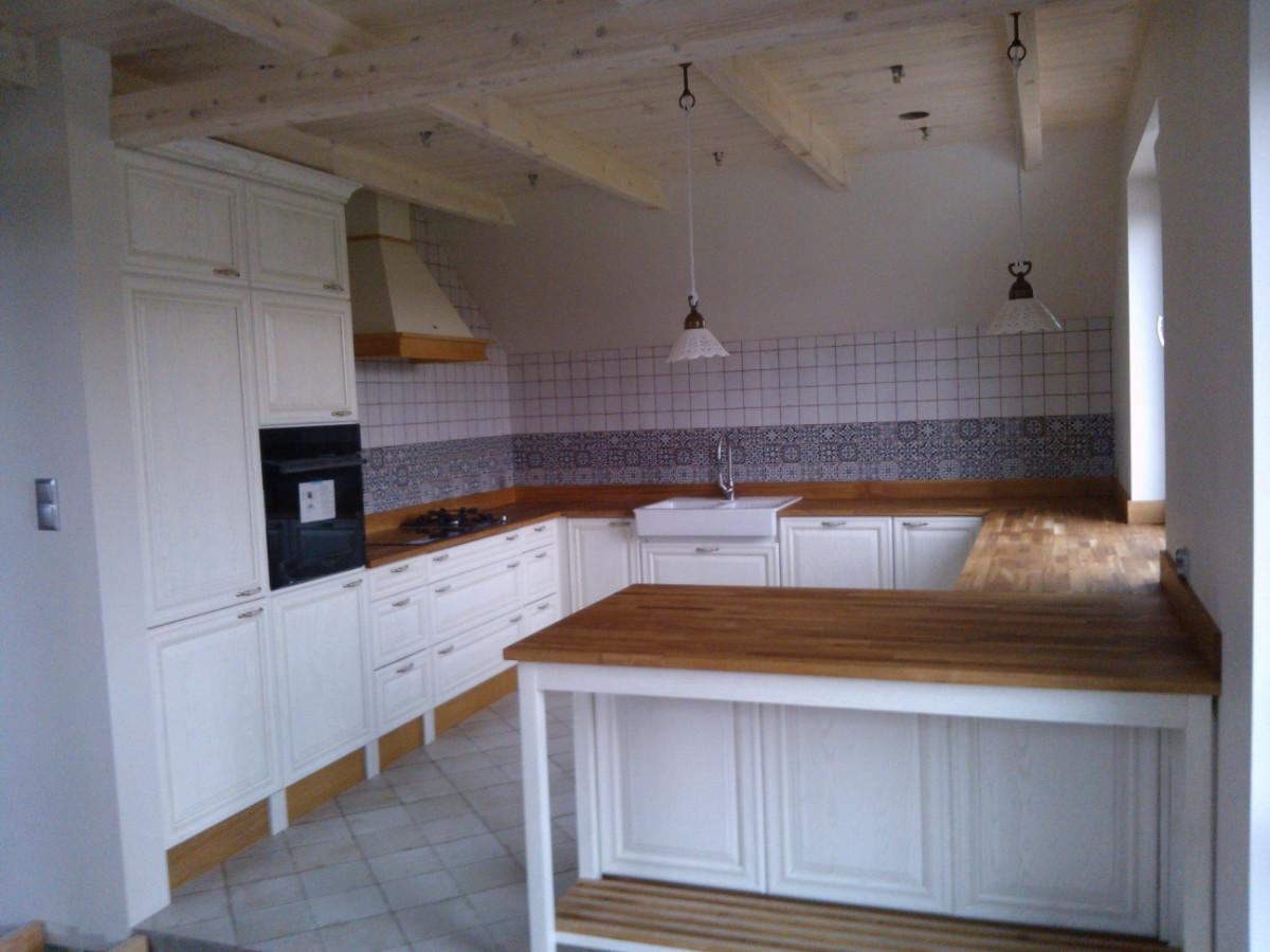 Realizacje kuchnie angielskie 5 Meble kuchenne na wymiar