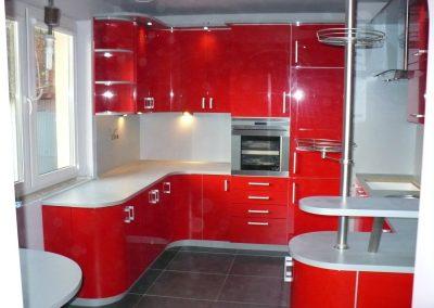 Realizacje kuchnie nowoczesne 10 400x284 Kuchnie Nowoczesne