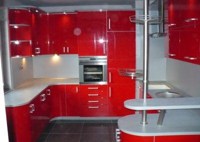 Realizacje kuchnie nowoczesne 12 400x284 Kuchnie Nowoczesne