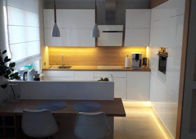 Realizacje kuchnie nowoczesne 28 400x284 Kuchnie Nowoczesne