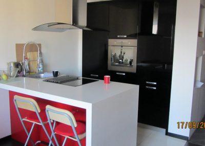 Realizacje kuchnie nowoczesne 30 400x284 Meble kuchenne na wymiar