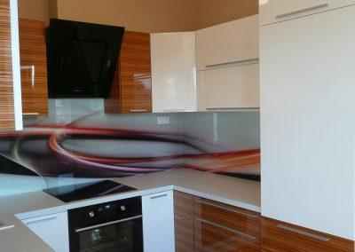 Realizacje kuchnie nowoczesne 6 400x284 Meble kuchenne na wymiar