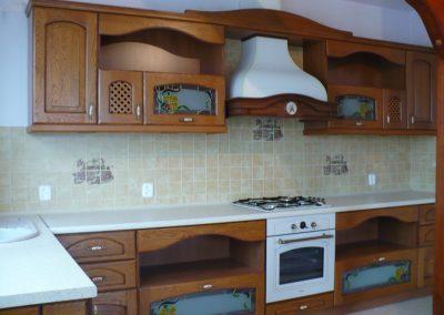 Realizacje kuchnie tradycyjne 7 400x284 Kuchnie Tradycyjne