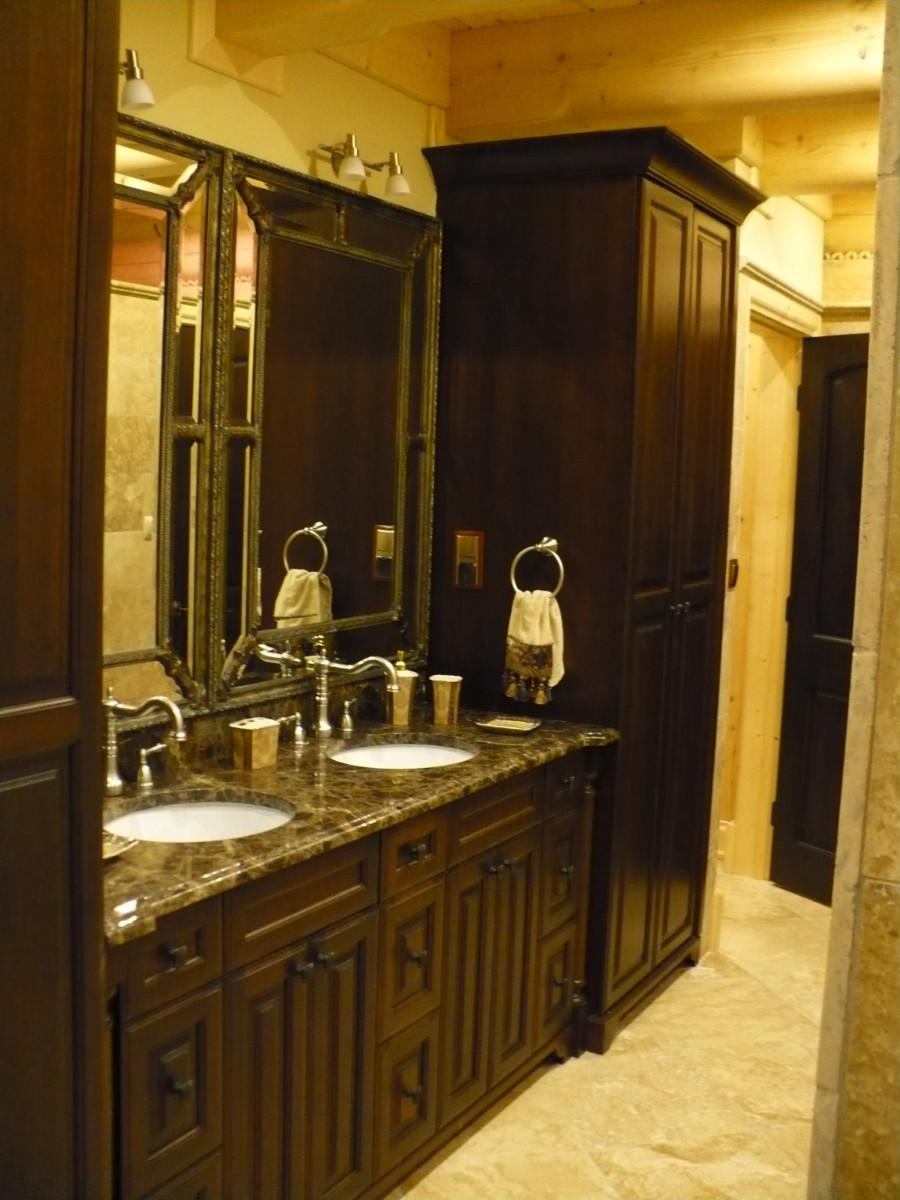 Realizacje szafki lazienkowe 2 Szafki łazienkowe
