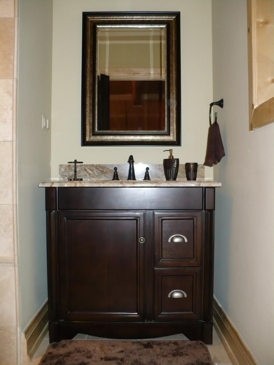 Realizacje szafki lazienkowe 5 Szafki łazienkowe