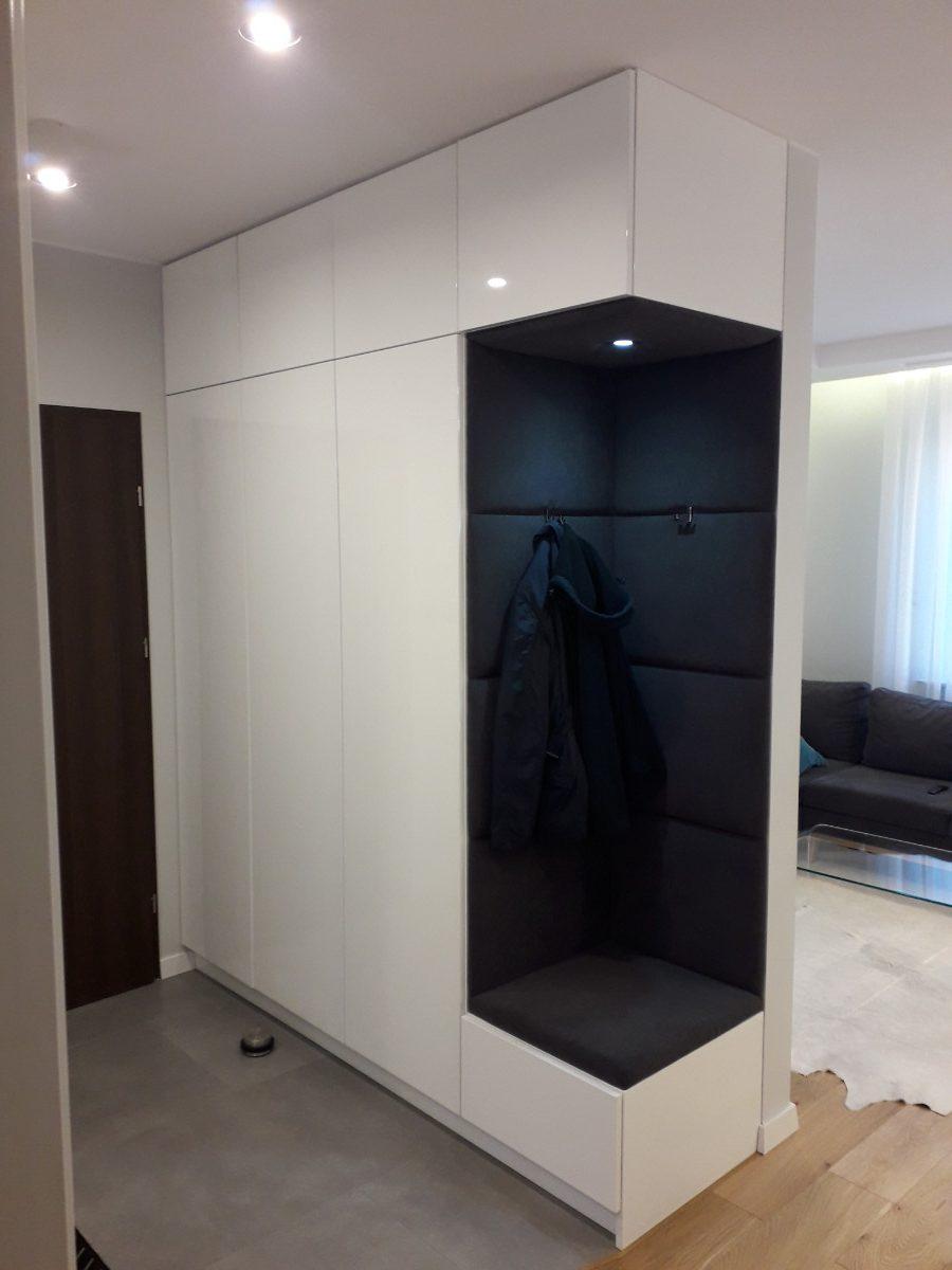 Realizacje szafy 3 Szafy przesuwane i otwierane