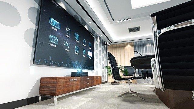 szafka rtv pod telewizor wymiar salon przyklady Pojemna szafka RTV na wymiar do salonu   6 propozycji