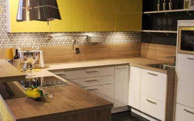 jak laczyc kolory mebli kuchennych na wymiar 400x250 Fronty fornirowane