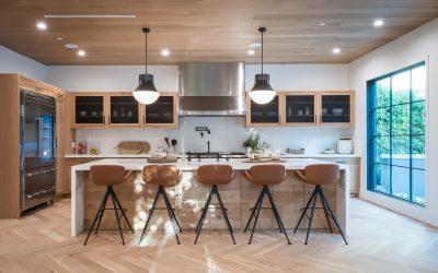 kuchnia na wymiar w stylu industrialnym 400x250 Fronty laminowane