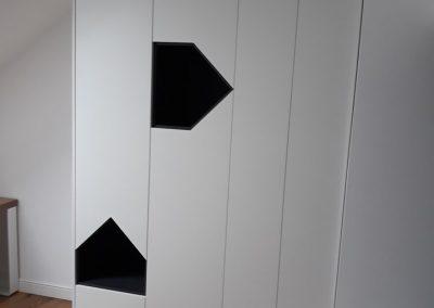 szafy wnekowe realizacje na wymiar kalwaria zebrzydowska 5 400x284 Szafy wnękowe